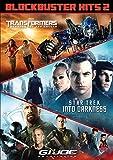 Blockbuster Hits 2 (Transformers: Revenge of the Fallen / Star Trek Into Darkness / G.I. Joe - Retaliation)