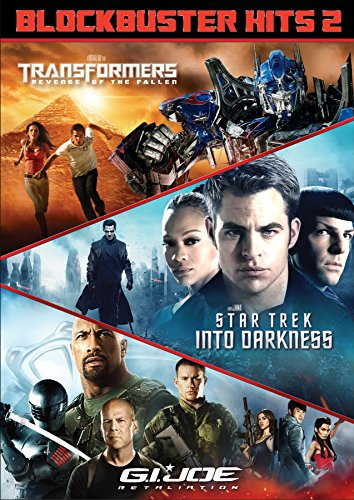 Blockbuster Hits 2 (Transformers: Revenge of the Fallen / Star Trek Into Darkness / G.I. Joe - Retaliation)