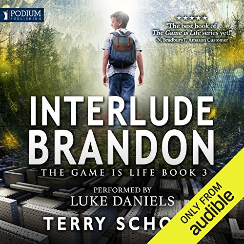 Book cover of  Interlude: Brandon: The Game Is Life, Book 3