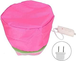 Hair Steamer Cap,Electric Hair Steamer Cap 10 Gears Temperature Adjustable Heating Cap Hair Care Tool(#2)