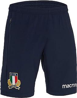 FIR M20 Match Shorts Away Sr Style de rugby Macron 58122270 Fir M20 Homme XL Bleu