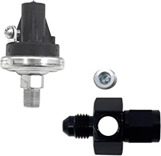 Nitrous Express 15718 EFI Fuel Pressure Safety Switch with D-4 Manifold
