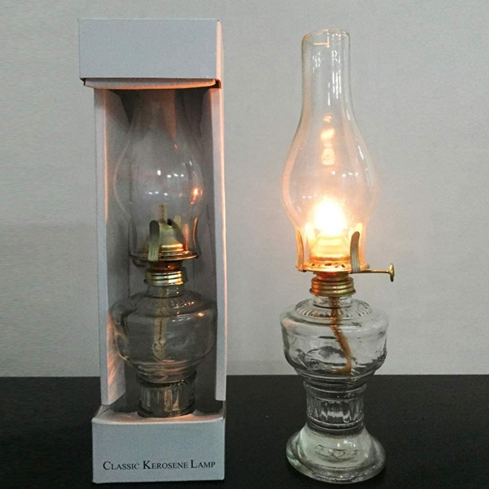 QWZ Kerosene Max 63% OFF Oil Lantern Co Lamp Old Super sale period limited