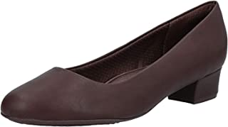 Piccadilly Brown Heel For Women