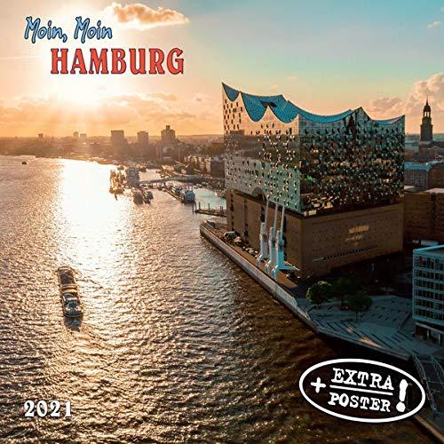 Moin, Moin Hamburg 2021: Kalender 2021 (Artwork Cities)