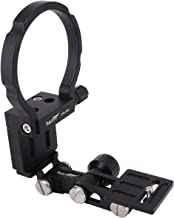 Haoge Camera Lens Bayonet Support Bracket Protector for Canon EF 500mm f/4L is & is II, EF 600mm f/4L is & is II & is III and EF 800mm f/5.6L is Super Telephoto Lens