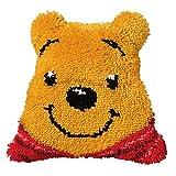 Vervaco Formkissen Winnie The Pooh Knüpfpackung z