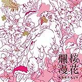 桜花爛漫の画像
