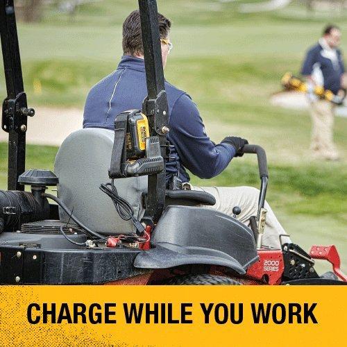 DEWALT DCB412 Mower Charger