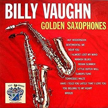 Golden Saxophones
