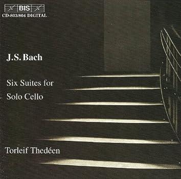 Bach, J.S.: 6 Suites for Solo Cello, Bwv 1007-1012