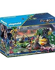 PLAYMOBIL Pirates Piraten op schattenjacht - 70414