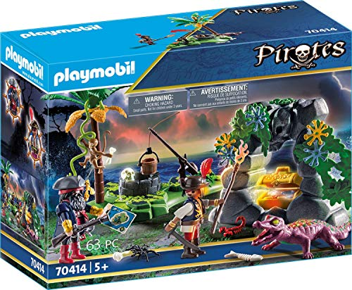 PLAYMOBIL Pirates: Escondite Pirata a partir