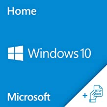 Windows10 Home OEM  64 Bit DVD English Language | Full OEM Product Package bundled with Setup Guide