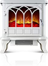 XING ZI heater X-L-H Calentador de Chimenea eléctrica, Estufa de Asar del hogar Calentador eléctrico Simulación de núcleo de Chimenea eléctrica Europea Calentador de Fuego