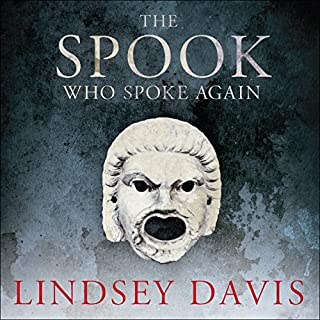 The Spook Who Spoke Again audiobook cover art
