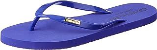 CALVIN KLEIN Women's Slippers - Core Lifestyle, Spectrum Blue, 9 US