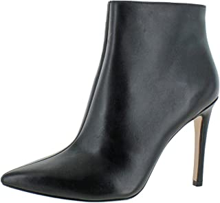 Womens Perci Solid Heel Ankle Boots