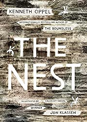 Books Similar To The Graveyard Book By Neil Gaiman, The Nest