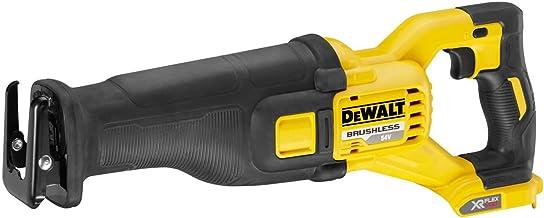 Dewalt DCS388NT-XJ Sierra de sable con batería, 54 V, Negro y amarillo