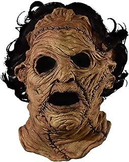Trick Or Treat Studios Men'S The Texas Chainsaw Massacre 3D Leatherface Mask
