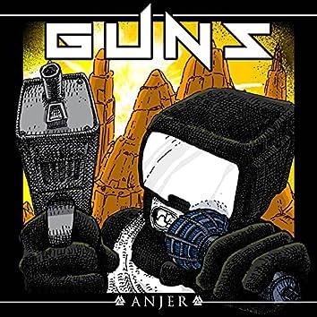 "Guns (From ""Friday Night Funkin'"") (Metal Version)"