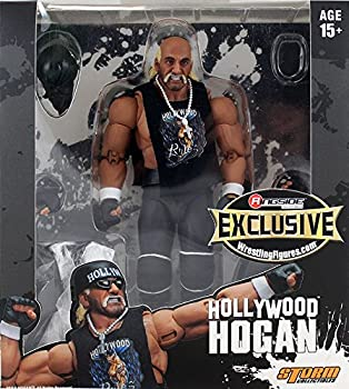 Wrestling Hollywood Rules Hollywood Hulk Hogan - Ringside Collectibles Exclusive Storm Collectibles Toy Action Figure