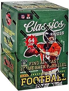 2016 Panini Classics Football Blaster Box - 64 Cards 8 Packs and 8 Cards