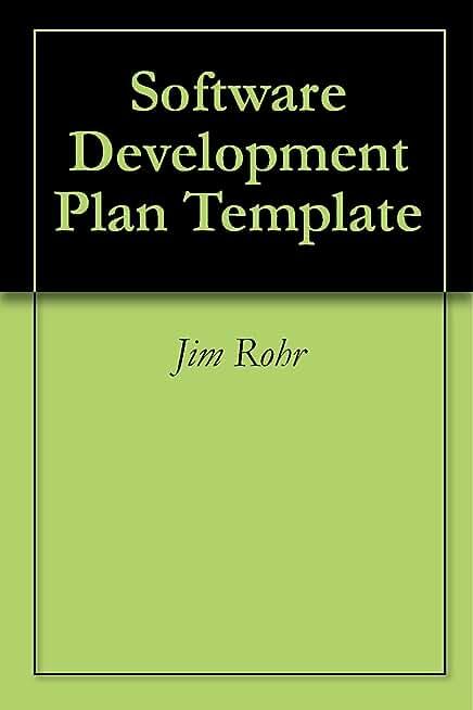 Software Development Plan Template (English Edition)