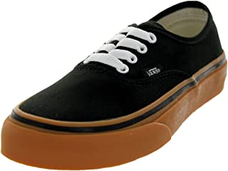 Vans Boys' Authentic - Black - 11