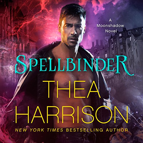 Spellbinder     Moonshadow, Book 2              By:                                                                                                                                 Thea Harrison                               Narrated by:                                                                                                                                 Sophie Eastlake                      Length: 11 hrs and 49 mins     15 ratings     Overall 4.6