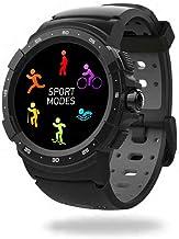 MyKronoz ZE Sport2 - Reloj Inteligente, Color Negro