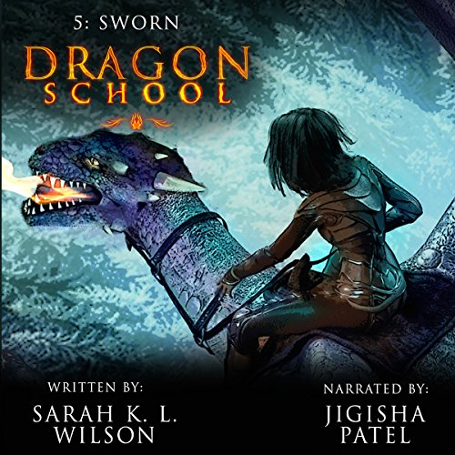 Sworn audiobook cover art