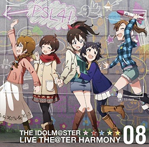 THE IDOLM@STER LIVE THE@TER HARMONY 08 アイドルマスター ミリオンライブ!