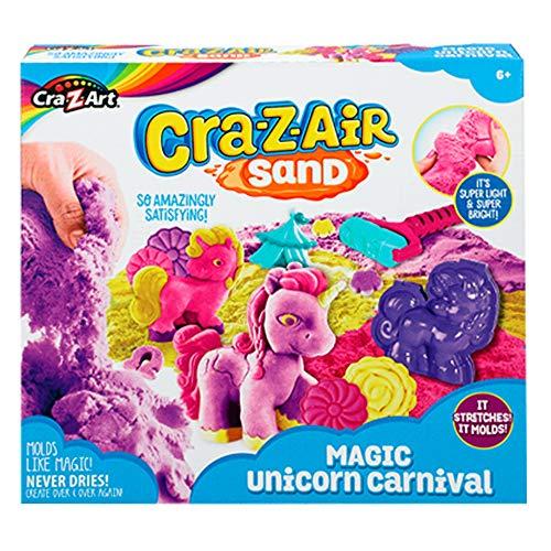 Cra-Z-Art - Kit arena mágica Unicornio con accesorios Cra(46291)