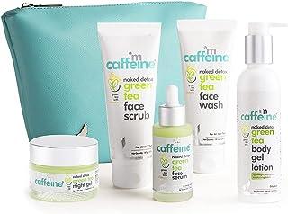 mCaffeine Summer Ready Green Tea Kit