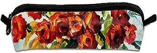 Pencil Case Leonid Afremov, Oil On Canvas, Palette Knife Personalized Makeup Bag for Women Holiday