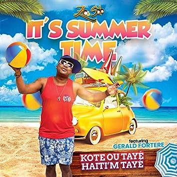 It's Summer Time (Kote Ou Tayé Haiti'm Tayé)