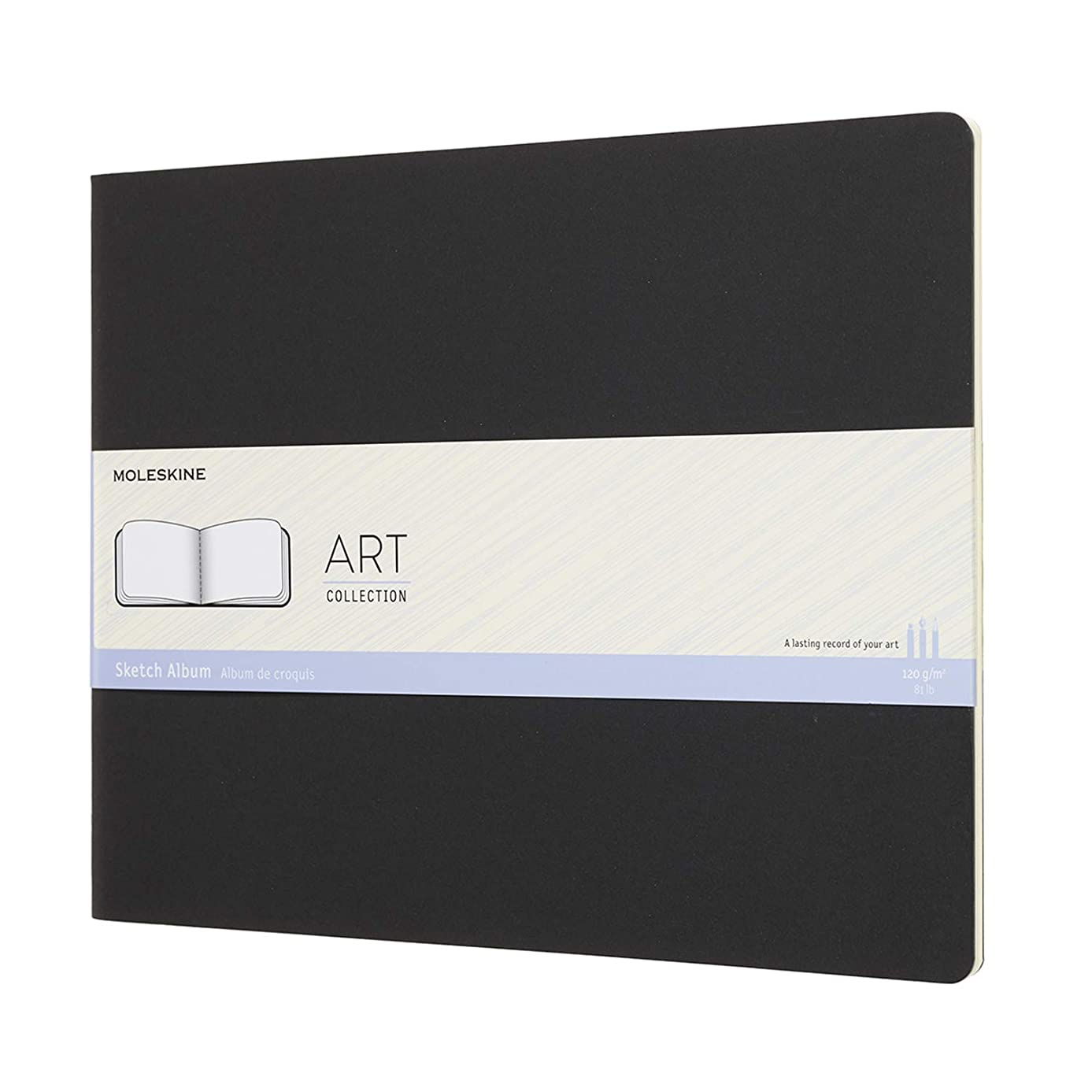 Moleskine Art Sketch Album, Hard Cover, XXL (8.5