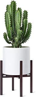 wooden stand for plant pot