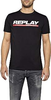 Replay Men's T-Shirt with Logo