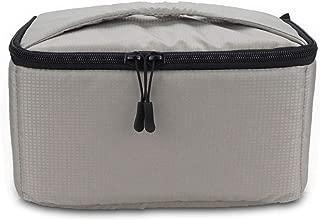 Bageek Camera Case Protective Splash Proof Camera Insert Bag Lens Storage Bag for Outdoor