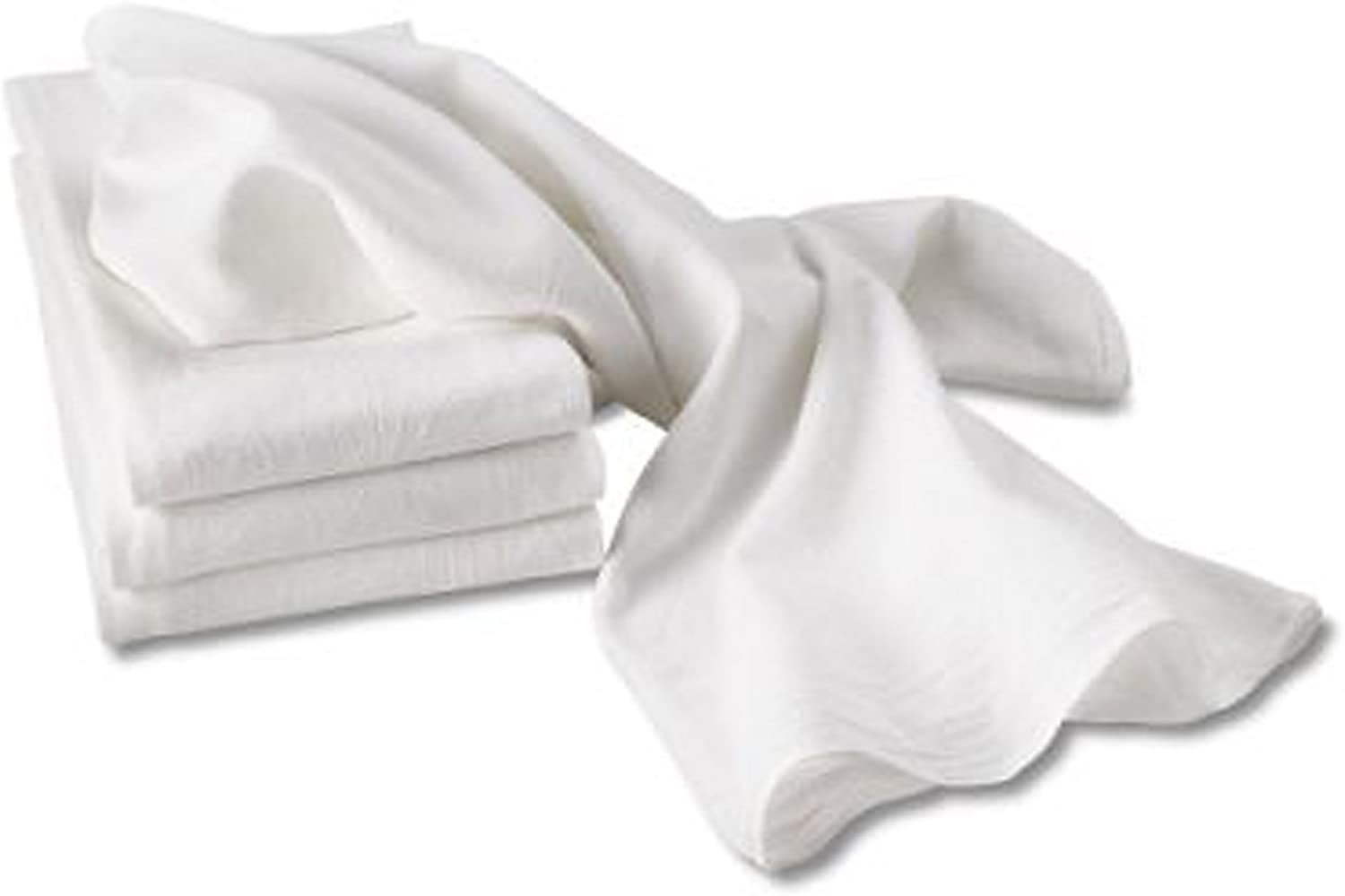 Aunt Martha's Limited Free shipping / New price sale White Flour Sack Dish Size by Towels 28-Inch 28-I