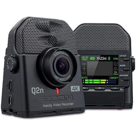 Zoom Q2n 4k If Digitaler Audio Video Recorder Musikinstrumente