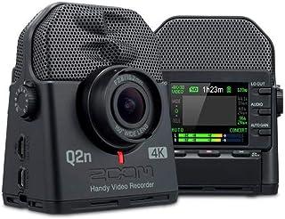 Zoom Q2n 4K/IF   Digitaler Audio /Video Recorder