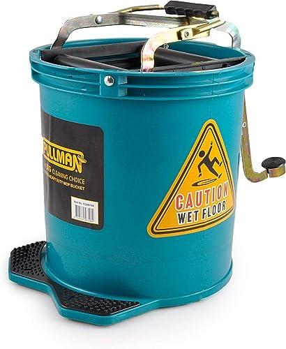 Pullman Mop Bucket (16L) Green