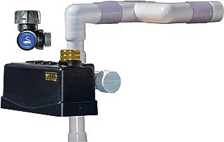 Staypoollizer Premium with Nxgen Flow Control Combo (White) Automatic Pool Water Leveler