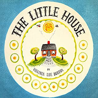 The Little House audiobook cover art