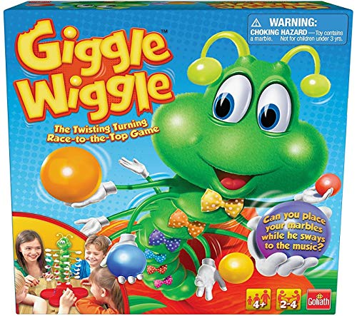 Goliath Giggle Wiggle Game (4 Player)