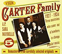 The Carter Family: 1927-1934 by the Carter Family (2002-04-30)